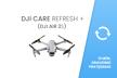 DJI Care Refresh+ (Air 2S) EU 12 mėn. draudimo pratęsimas