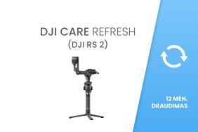 DJI Care Refresh (DJI RS 2) 12 mėn. draudimas