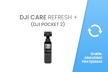 DJI Care Refresh+ (DJI Pocket 2) 12 mėn. draudimo pratęsimas