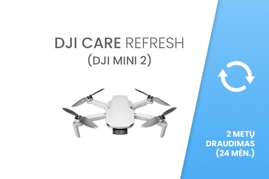DJI Care Refresh (Mini 2) EU 24 mėn. draudimas