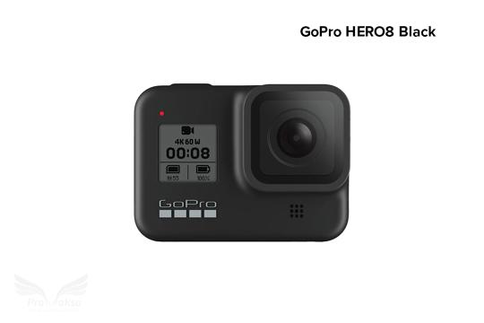 GoPro HERO8 Black kamera