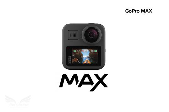 GoPro Max kamera