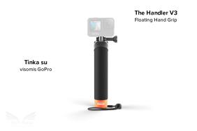 GoPro The Handler neskęstanti rankenėlė V3.0 / Floating Hand Grip