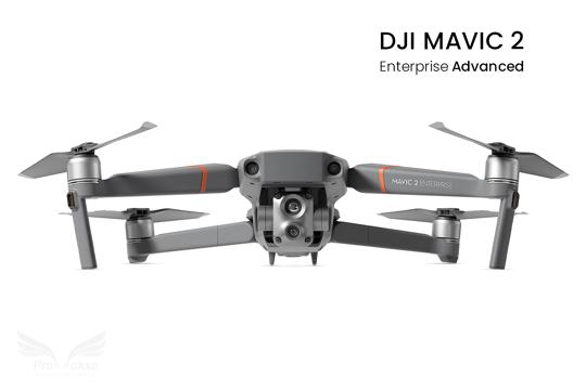 DJI Mavic 2 Enterprise Advanced dronas