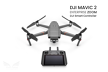 DJI Mavic 2 Enterprise ZOOM dronas su Smart Controller pultu