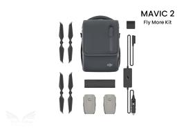 DJI Mavic 2 Fly More rinkinys / Kit