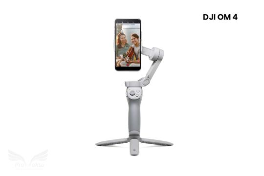 DJI OSMO Mobile 4 stabilizatorius / OM4
