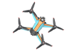SmallRig 3281 aksesuarų komplektas DJI FPV dronui / Accessory Kit Aero
