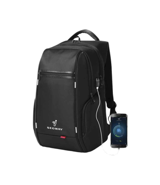 Ninebot by Segway 15.6'' USB Laptop Backpack / Kuprinė
