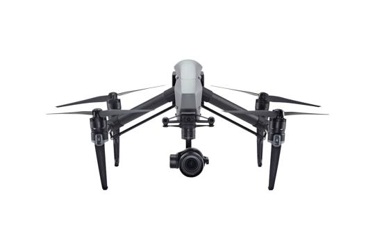 Inspire 2 X5S dronas // Advanced Kit