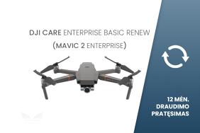 DJI Care Refresh Renew (Mavic 2 Enterprise) EU 12 mėn. draudimo pratęsimas