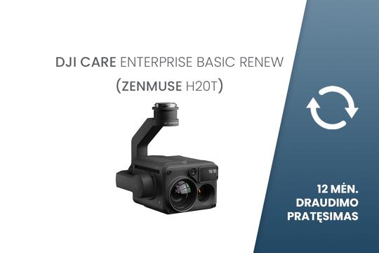 DJI Care Enterprise Basic Renew (Zenmuse H20T) EU 12 mėn. draudimo pratęsimas