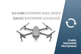 DJI Care Refresh Renew (Mavic 2 Enterprise Advanced) EU 12 mėn. draudimo pratęsimas