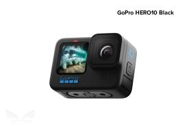 GoPro HERO10 Black veiksmo kamera