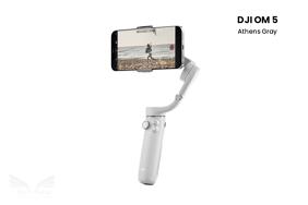 DJI Osmo Mobile 5 stabilizatorius / OM5