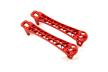 DJI F450 korpuso ranka / Frame Arm (RED, 2pcs)