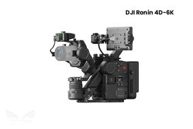DJI Ronin 4D-6K kino kamera su stabilizatoriumi