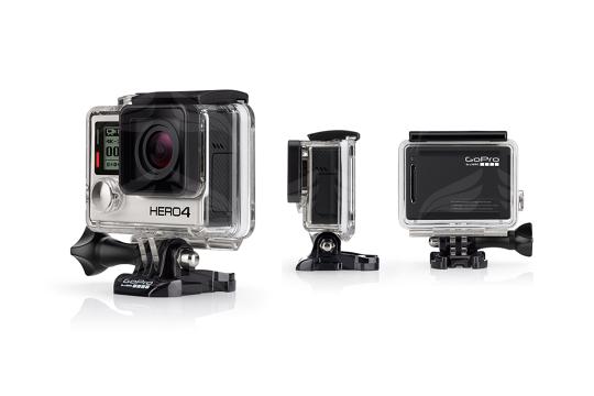 GoPro HERO4 Black kamera / Motosports / Adventure / Outdoor