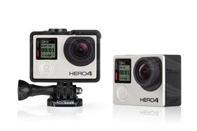 GoPro HERO4 Black kamera / Music