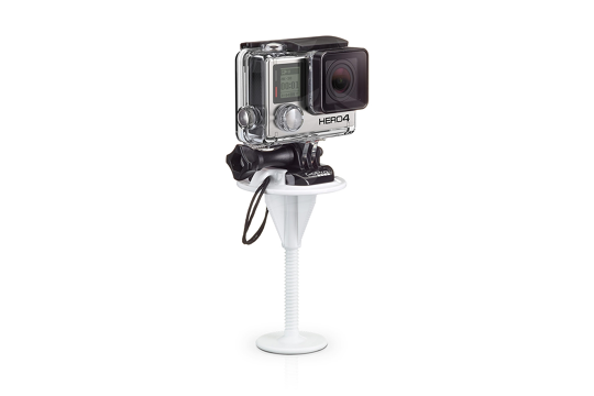 GoPro minkštos lentos laikiklis / Bodyboard Mount