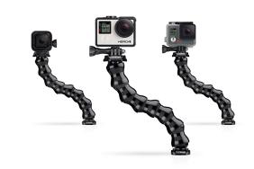 GoPro lanksti alkūnė / Gooseneck