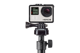 GoPro mikrofono stovo laikiklis / Mic Stand Mount