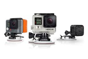 GoPro banglentės laikiklis / Surfboard Mounts