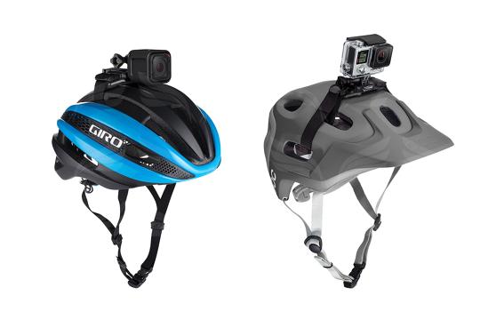 GoPro dviračio šalmo laikiklis / Vented Helmet Strap Mount