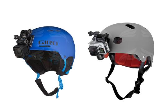 GoPro priekinis šalmo laikiklis / Helmet Front Mount
