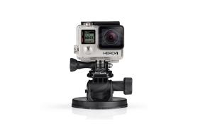 GoPro siurbtukas lygiems paviršiams v2.0 / Suction Cup Mount
