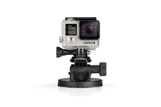GoPro siurbtukas lygiems paviršiams / Suction Cup Mount