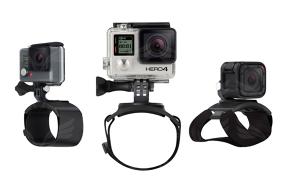 GoPro riešo + kūno laikikliai v2.0 / Hand Wrist Strap