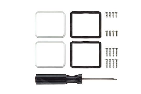 GoPro HERO4/3/3+ Dive Housing lęšių komplektas / Dive Housing Lens Replacement Kit