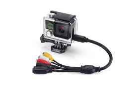 GoPro HERO4/3/3+ kabelis / Combo Cable