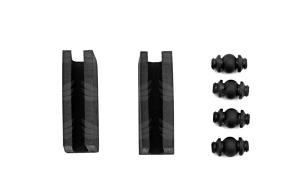 DJI Inspire 1 gumos / Gimbal Rubber Dampers & EVA Foam for Battery & U-EVA Sticker for Remote Controller / Part 42