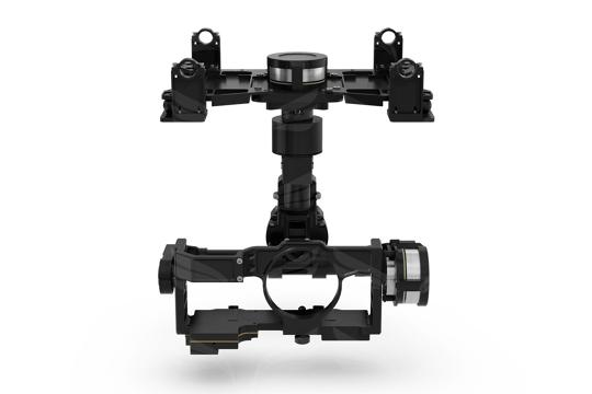 DJI Zenmuse stabilizatorius Panasonic Z15-GH4 (HD) fotoaparatams