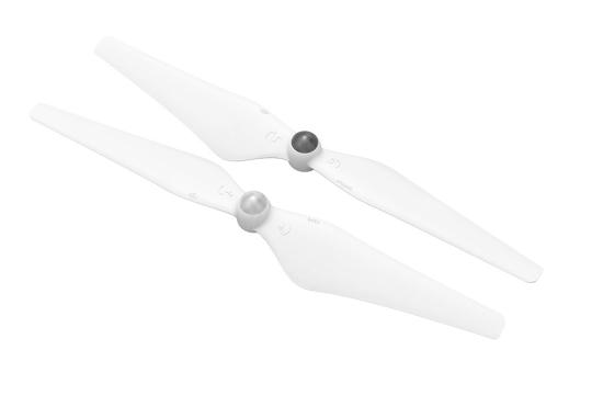 DJI P3 propeleriai 9450 originalūs / Self-tightening Propeller Original (1CW+1CCW) (Pro/Adv/Sta) / Part 9