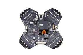 DJI Phantom 3 Pro/Adv v2.0 pagrindinė plokštė / ESC Center Board & MC (Pro/Adv) - compatible with Part7 & Part8 / Part 33