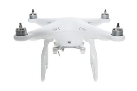 DJI Phantom 3 Pro/Adv tik orlaivis / Aircraft (Excludes Remote Controller, Camera, Battery and Battery Charger) / Part 34