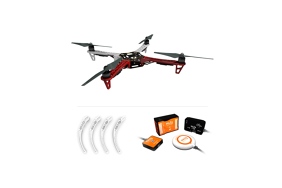 DJI Naza-M v2.0 & GPS + F450 ARF + F450 landing gear