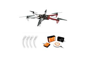 DJI Naza-M v2.0 & GPS + F550 ARF + F450 landing gear