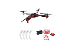 DJI Naza-M Lite & GPS Combo + F450 ARF Kit + Landing Skid