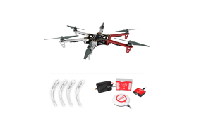 DJI Naza-M Lite & GPS Combo + F550 ARF Kit + Landing Skid