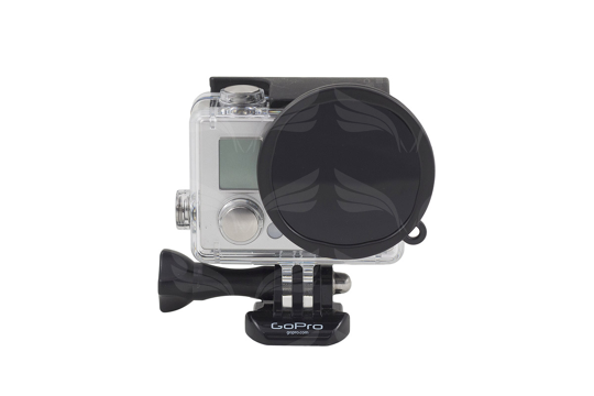 PolarPro HERO4/3 ND filtras / Neutral Density