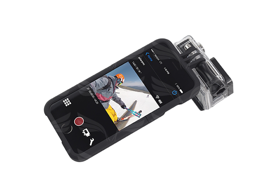 PolarPro Proview laikiklis prie telefono / Cell Phone Mount