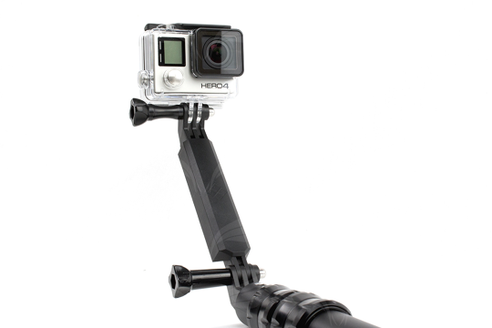 PolarPro GoPro NoShow lazda / Waterproof 14''-38'' Pole
