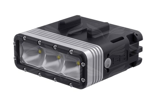SP POV prožektorius nardymui / LED Light
