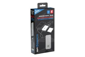 SP Gadgets HERO3/3+ įkroviklis PowerBar Duo