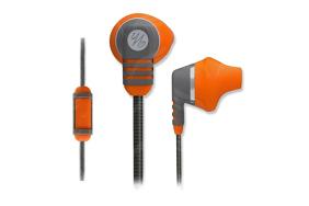 Yurbuds Venture Talk Orange / ausinės keliaujantiems