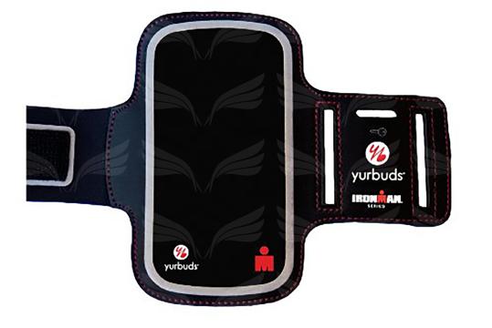 Yurbuds telefono laikiklis / Armband Universal Black